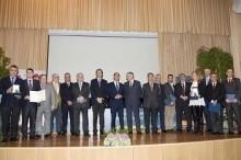 Entrega de los Premios Europeos de la Arquitectura Técnica a la Seguridad en la Construcción