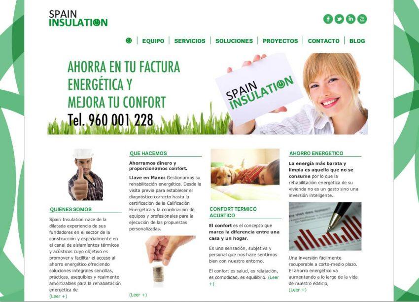 spaininsulation.com
